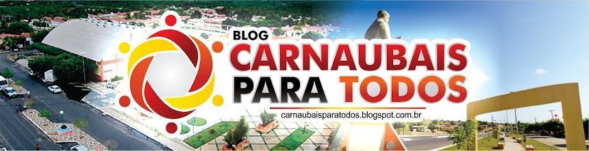 CARNAUBAIS PARA TODOS
