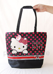 Tas Fancy Hello Kitty