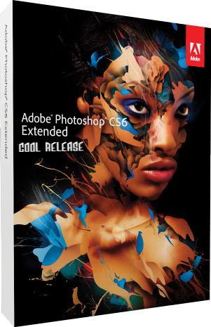 Photoshop CS6 Extended Mac Os X