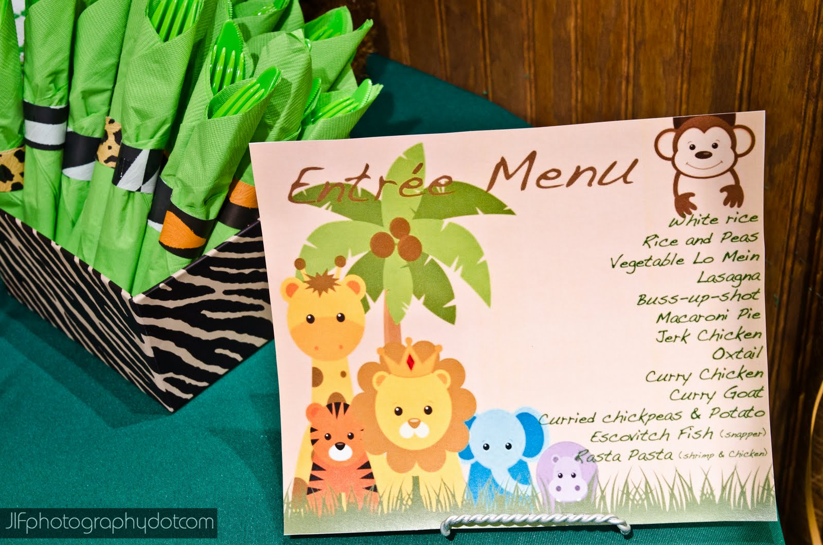 things parties king of the jungle baby shower a juneplumm event
