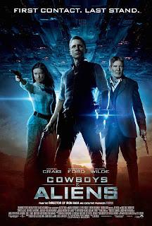 Cowboys & Aliens [NTSC/DVDR] Ingles, Español Latino