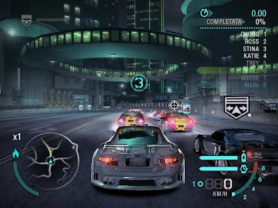 Need For Speed Crabon Pc