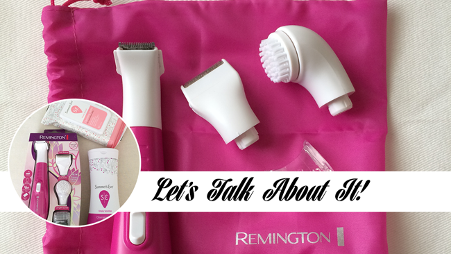 Remington Soft & Silky