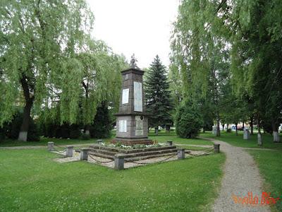 Monument parc Lazarea