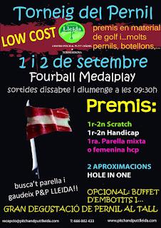 tORNEIG pERNIL p&p Lleida