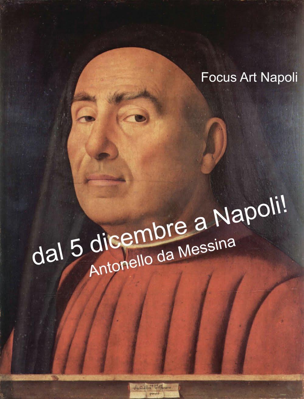 Antonello torna a Napoli