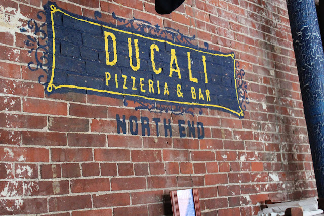 Ducali Pizzeria & Bar, Boston, Mass.