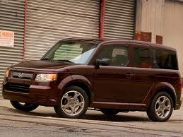 2007 The Honda Element owners manual