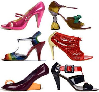 Sepatu Model Terbaru Wanita Trend Fashion Anak Muda 2012