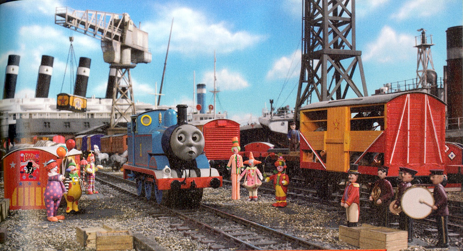The Thomas And Friends Review Station S8 Ep 16 Thomas