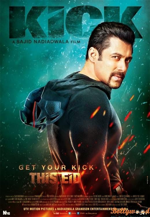 Kick (2014) Hindi Movie DVDScr