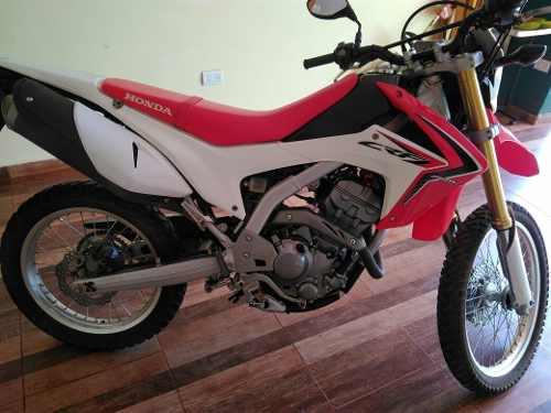 Honda Honda Crf 250 L 2015 2019 Motos Honda En Cuotas