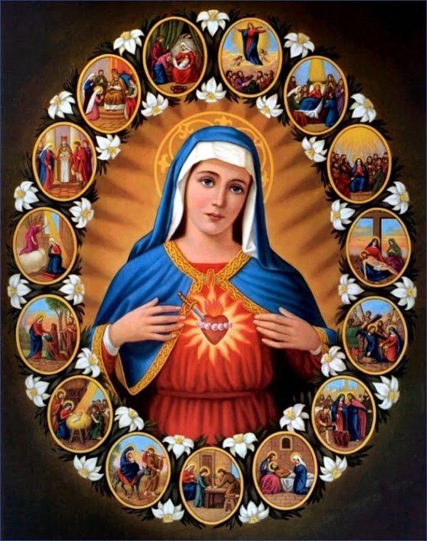 Los 7 Dolores de María