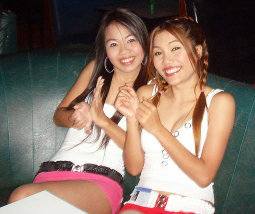 Thai bar girls (1)