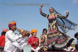 picture of kalbelia dance