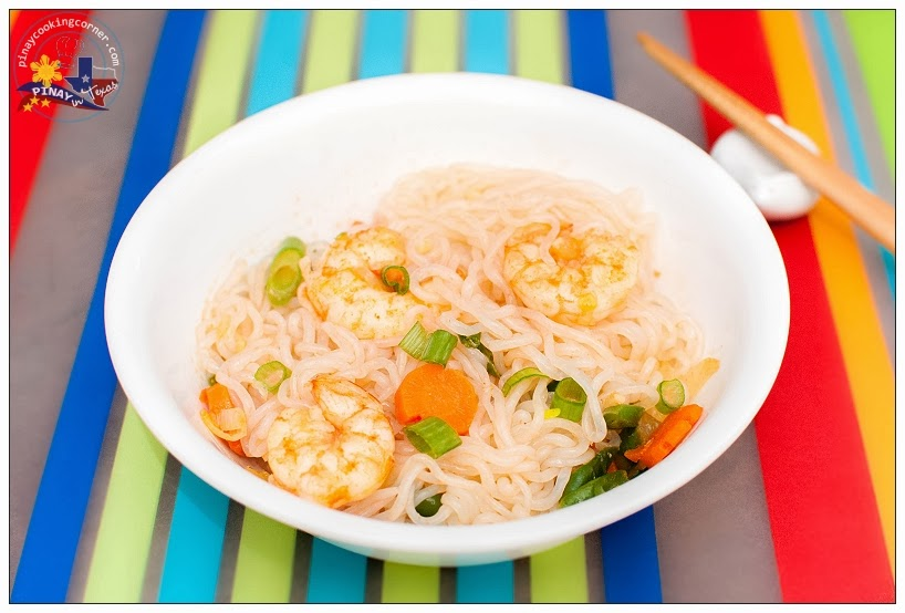 Pinay In Texas Cooking Corner Miracle Noodle Review