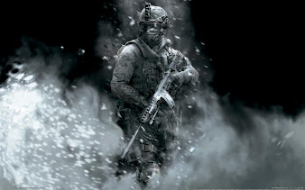 #42 Call of Duty Wallpaper
