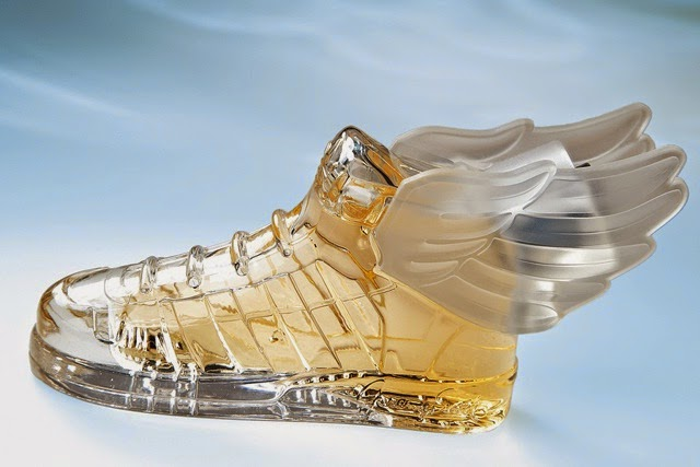 Parfum Original Nyentrik Kolaborasi Adidas dan Jeremy Scott