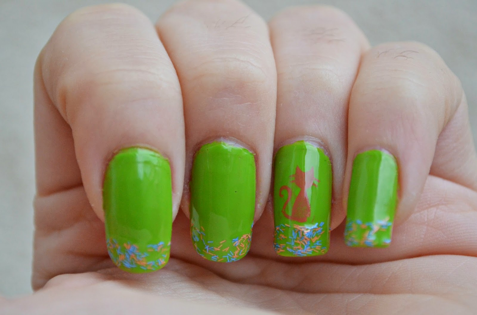 Spring Manicure