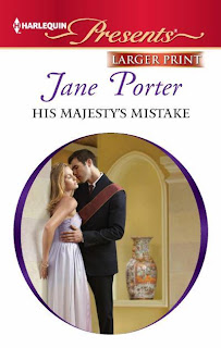 Review: His Majesty's Mistake by Jane Porter