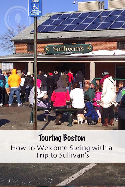 Touring Boston - How to Welcome Spring with a Trip to Sullivan's