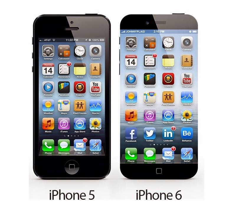 الاعلان عن ايفون 6 سعر و امكانيات و مواصفات و مميزات و عيوب آيفون 6