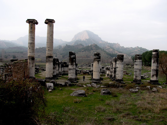 Turquía, Sardes