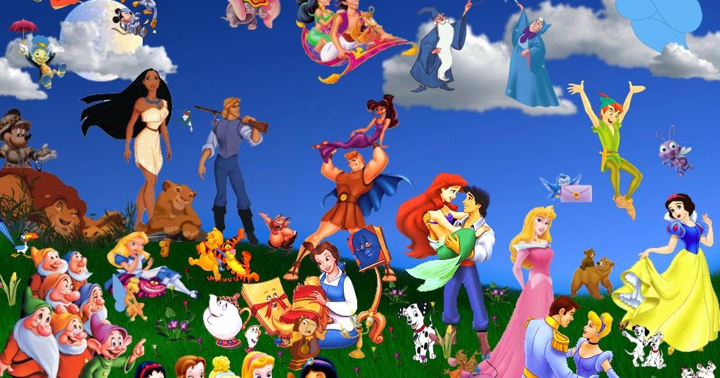 Disney movie perversion