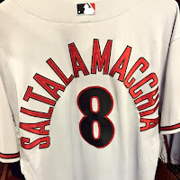 Saltalamacchia Back In 'The Show' with Snakes