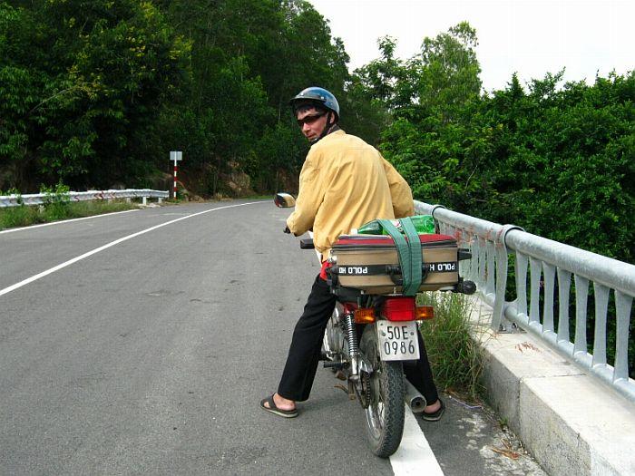 Phượt từ Sàigòn đi Lagi - Bàu Thêu - Phan Thiết - Phan Rang
