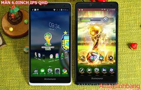 Smartphone lenovo A889 màn hình 6 inch