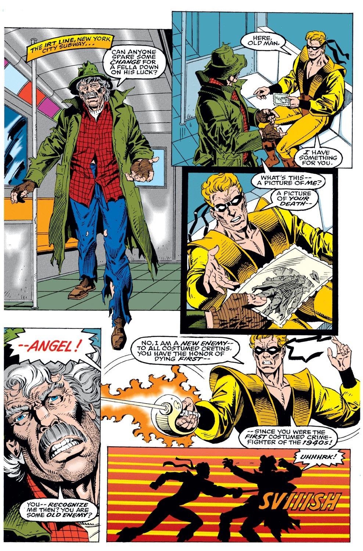 Captain America (1968) Issue #442 #396 - English 6
