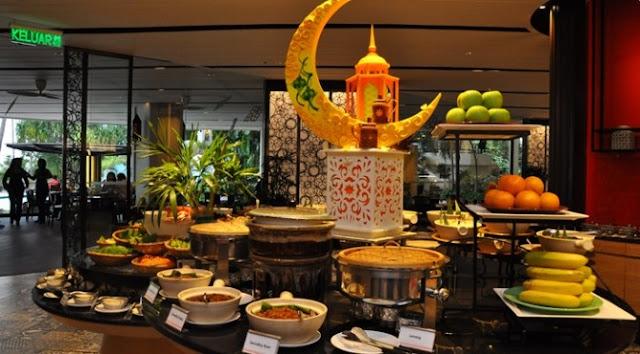 Buffet Ramadhan Hotel Equatorial Penang 2015 Iftar