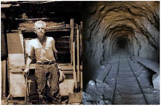 Misteri Lelaki Gali Terowong Selama 32 Tahun Yang Belum Terjawab
