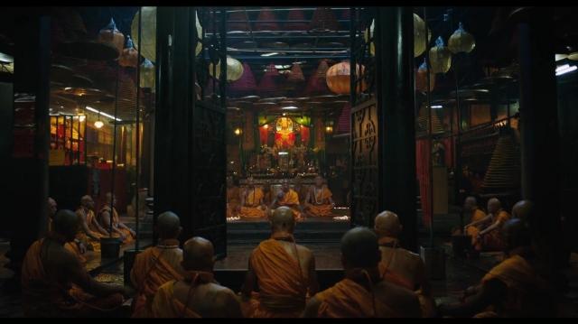 Hình ảnh phim Linh Hồn Của Máy