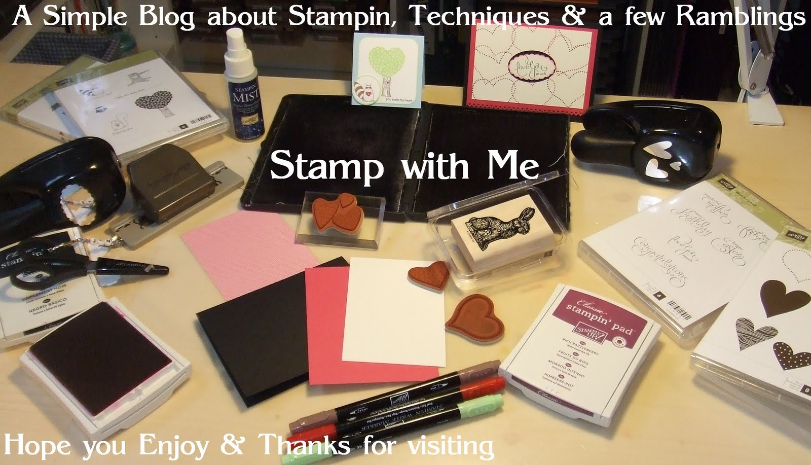 Stamp with Me-Jen