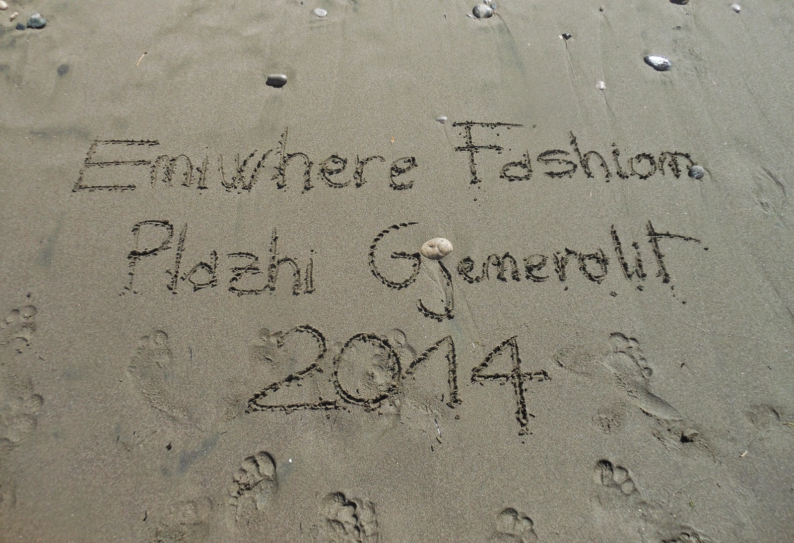 Eniwhere Fashion - Albania 2014