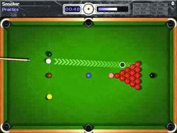 3d Ultra Cool Pool Snooker
