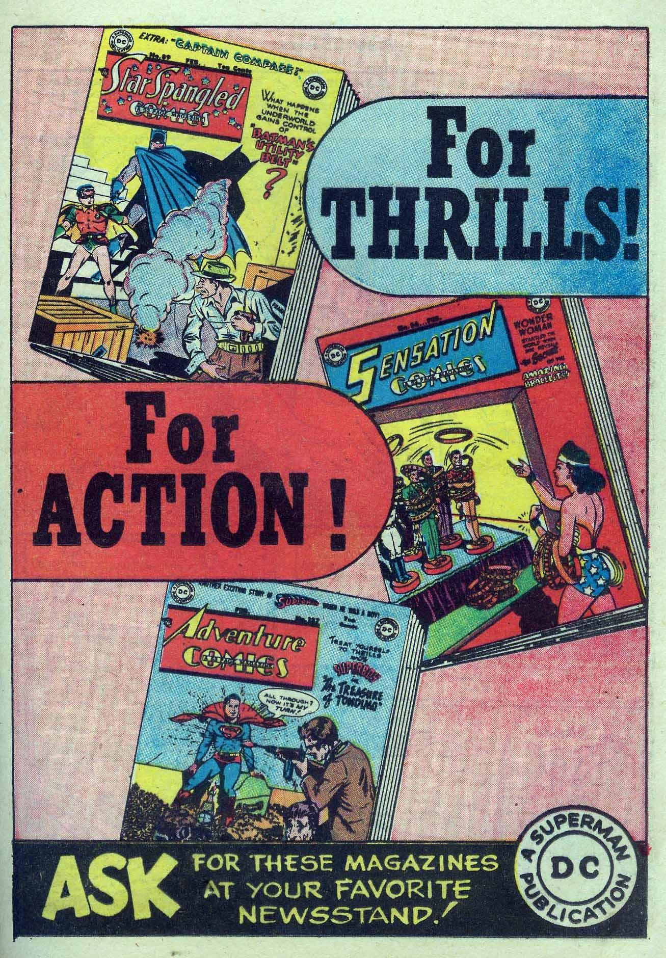 Flash Comics Issue #104 #104 - English 37
