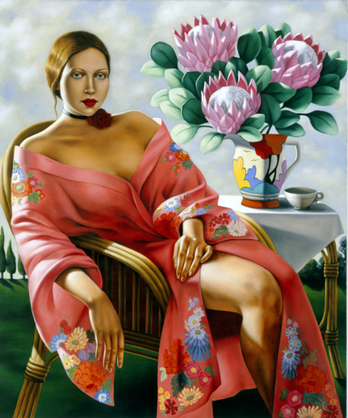 Art of the Day - Catherine Abel