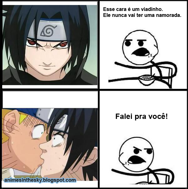 Cereal guy no mundo dos animes