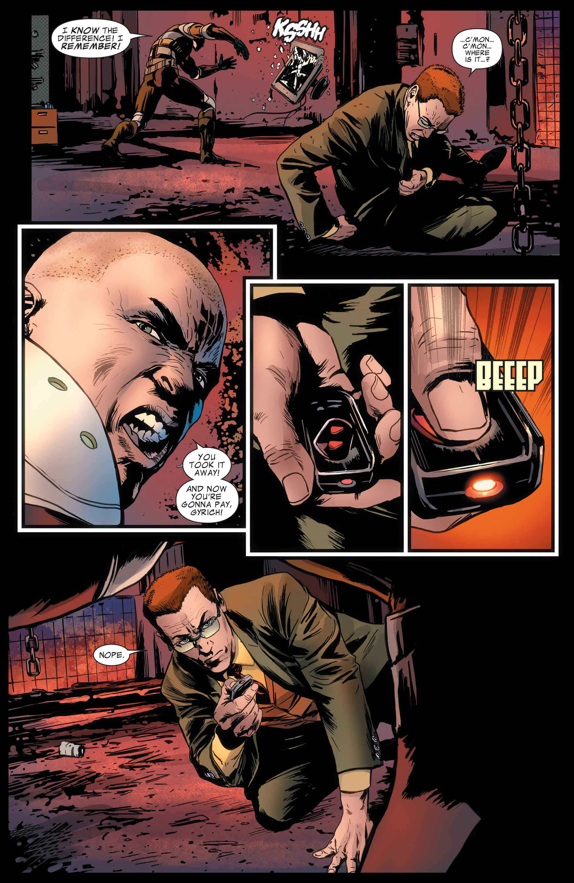 Captain America (2011) Issue #13 #13 - English 10