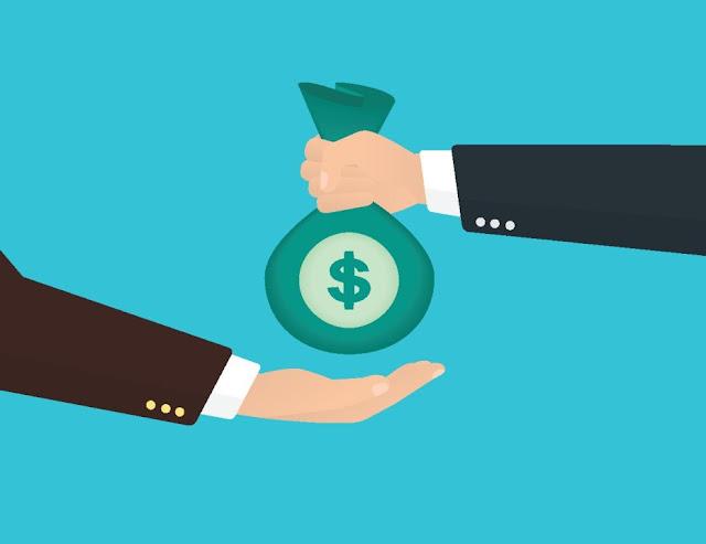 Money startup