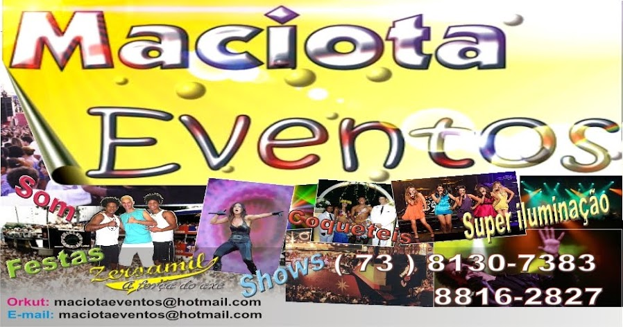 Maciota Eventos
