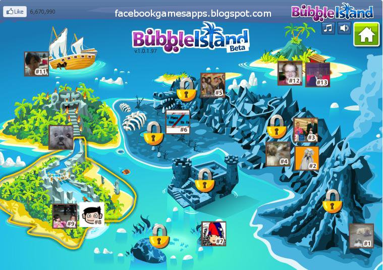 Bubble Island 2 - Shooter Game on the App Store