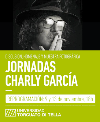 CHARLY GARCIA, ARTE
