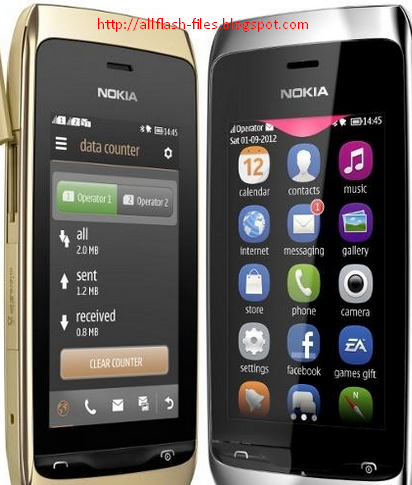Nokia Asha 308 RM-838 Latest Flash File