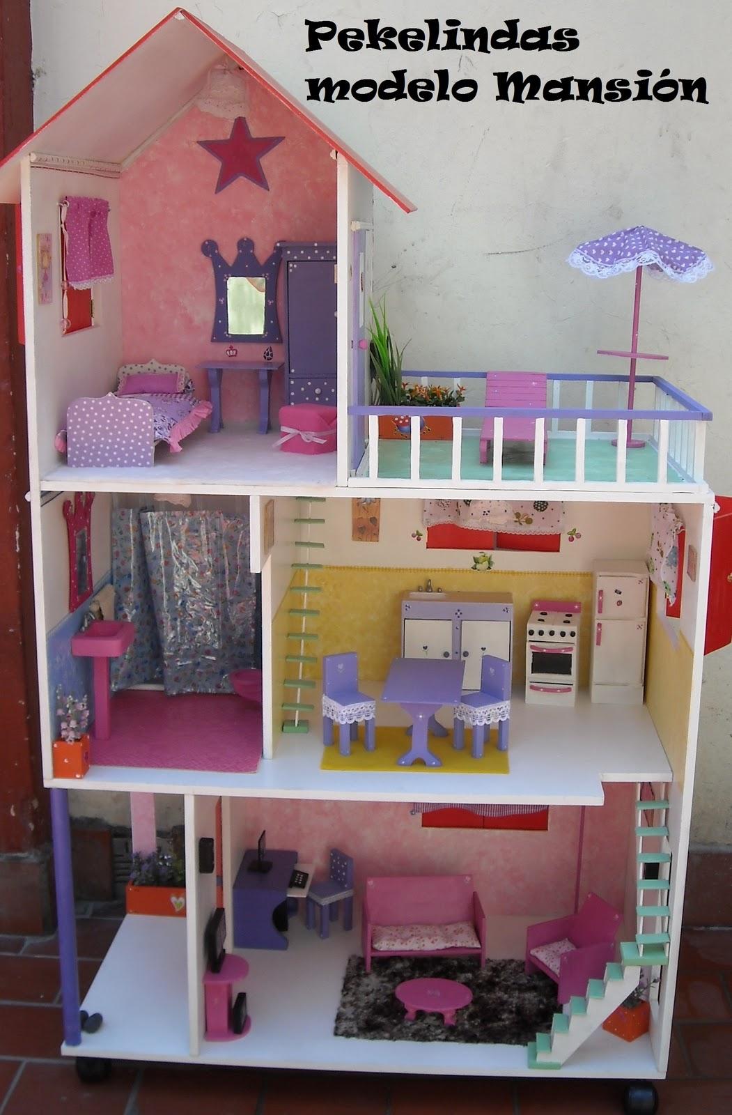 Casitas y muebles para mu ecas casitas para mascotas for Casa de juguete para jardin segunda mano