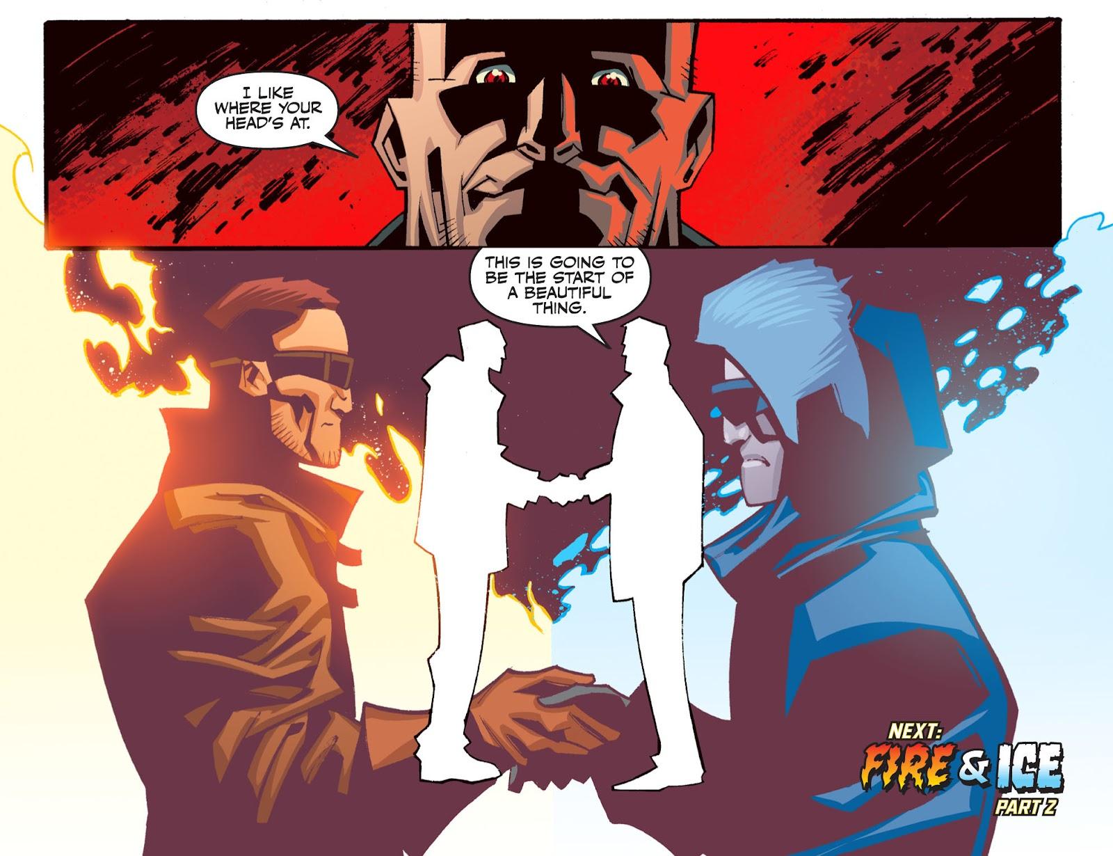 The Flash: Season Zero [I] Issue #21 #21 - English 22
