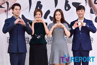 Meriahnya Konferensi Pers DRAMA KOREA I HAVE A LOVER